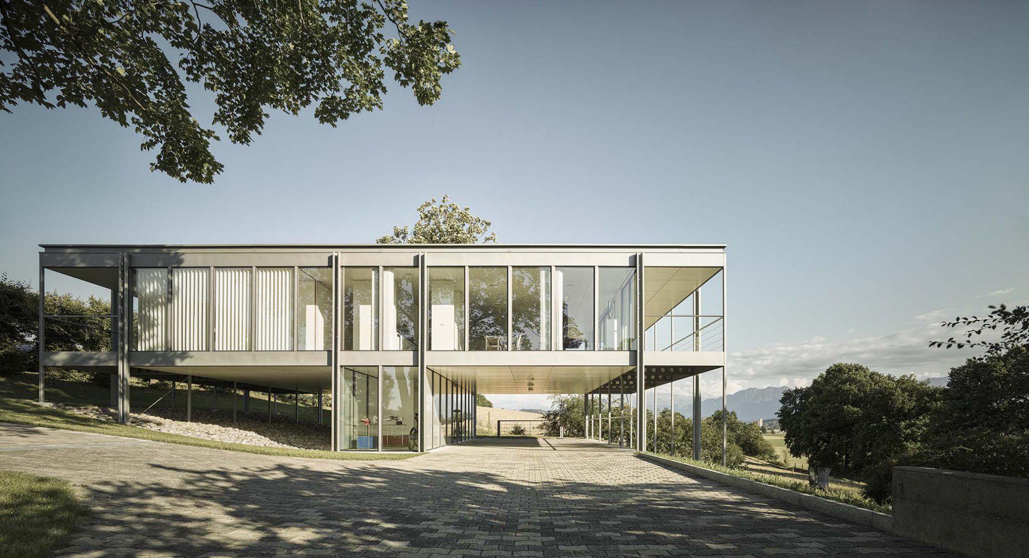 La casa Buchli y USM